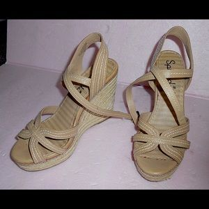 Splendid espadrille wedges